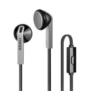 Edifier P190 Auriculares ergonómicos MIC - Negro