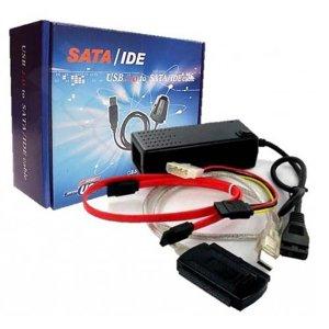 ADAPTADOR USB A IDE+SATA