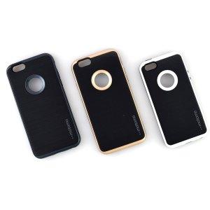 Estuche genérico para celular Samsung S7 Negro/Blanco/Dorado
