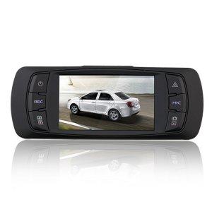 Rexing F9 Cámara grabadora de tablero del coche visión nocturna G-sensor 170° 1080p lente gran angular