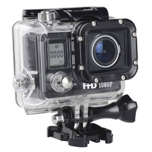 Amkov SJ5000S 2000 MP Cámara deportiva grabación aérea DV-WIFI