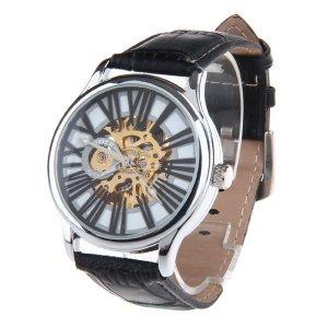 HY-017 Mecánico Relojes Mecánicos de Hombre